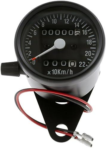 Speedometer Motorbike D 60 Mm To 220 Km H K 1 4 60 Km H 1400 Rpm Auto