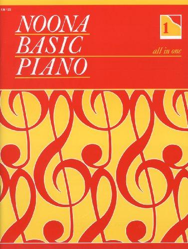 Noona Basic Piano Book 1 (Piano ()