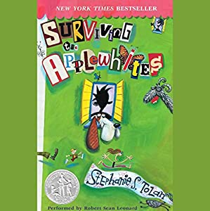 Surviving the Applewhites Audiobook