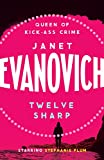 Twelve Sharp by Janet Evanovich front cover