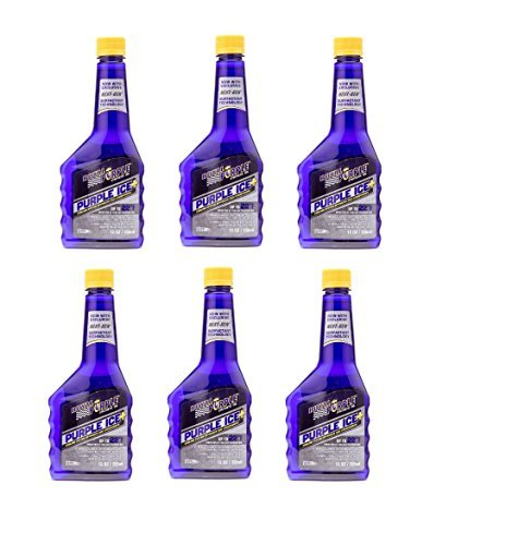 Royal Purple 01600 Purple Ice Radiator Coolant Additive 12 oz. Bottle Pack of 6
