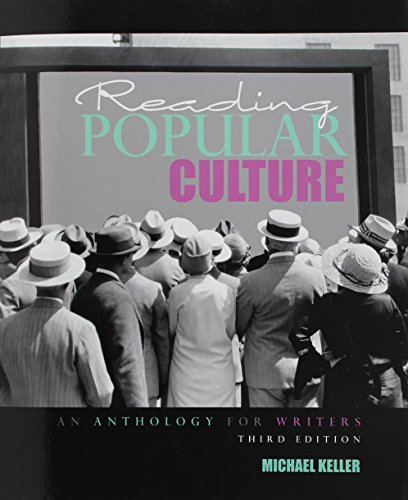 Reading Popular Culture: An Anthology for Writers