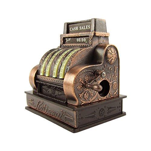 Miniature Cash Register Die Cast Pencil Sharpener