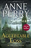 Acceptable Loss, Anne Perry, 0345510615