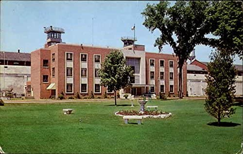 Indiana State Prison Michigan City In Original Vintage Postcard At Amazon S Entertainment Collectibles Store