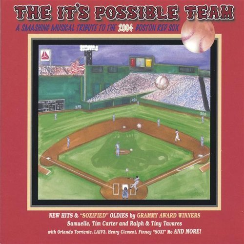 The It's Possible Team: A Smashing Musical Tribute to the 2004 Boston Red Sox by Various Artists (2005-06-10) Boston Red Sox Cd