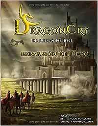 DragonCry. El juego de rol - Expansión