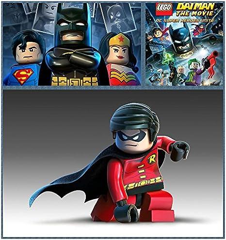 Lego Batman Customized 24x25 Inch Silk Print Poster Seda