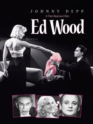 Ed Wood (Best Actress Oscar Winner Patricia)