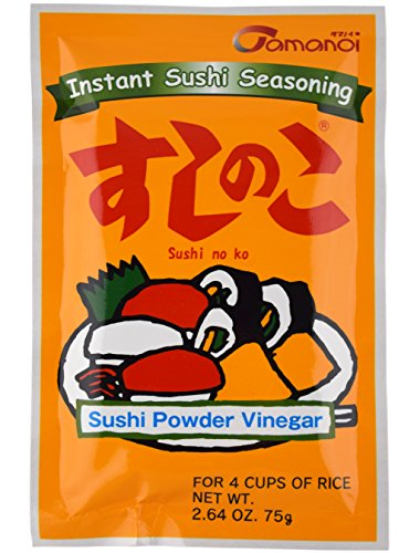 Tamanoi Sushinoko 2.64oz (3 - Sushi Rice Vinegar Make