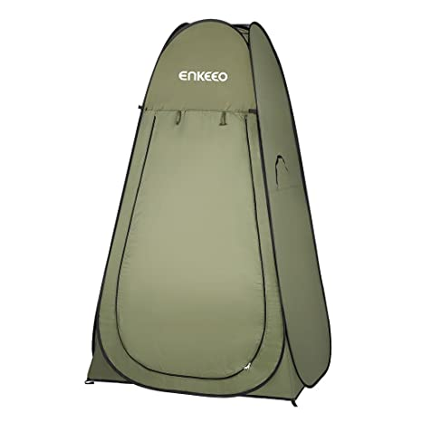 Enkeeo Portable Privacy Tent Pop Up Changing Tent Dressing Room with Detachable Floor and Carry Bag  sc 1 st  Amazon.com & Amazon.com: Enkeeo Portable Privacy Tent Pop Up Changing Tent ...