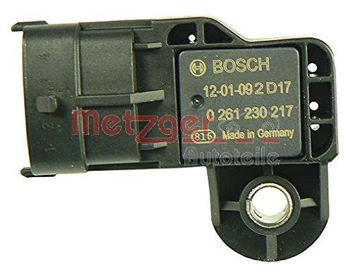 Metzger–Sensore, Pressione Collettore D' Aspirazione Pressione Collettore D' Aspirazione Werner Metzger GmbH 0906143