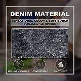 Denimtour - Denim Apron With Pockets Washing Style