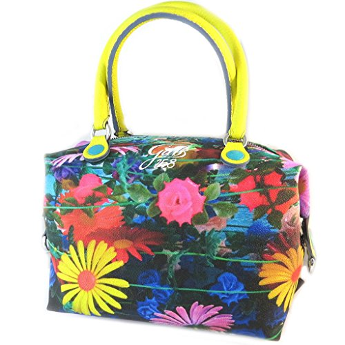 cm m Borsa in Borsa fiori 3 3 1 'Gabs'multicolore 36x29x2 nvOwSzqTW