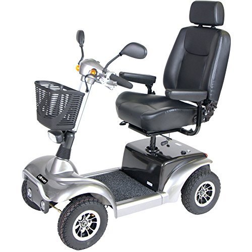 Drive Medical Prowler Mobility Scooter, 4 Wheel, 20 Inch (Wheel Prowler 4)