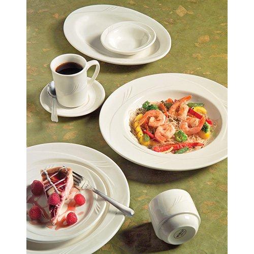 World Tableware Endeavor Porcelana Plate, 10 1/4 inch -- 12 per case