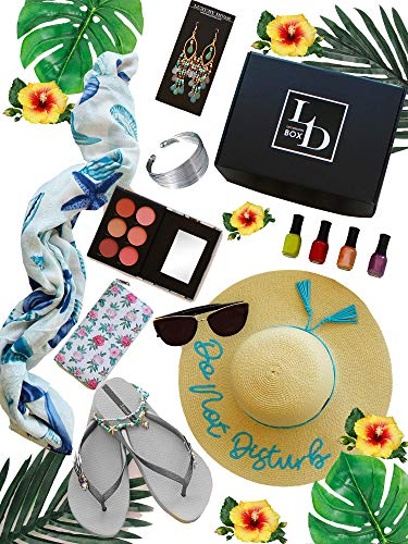 The LD Fashion Accessories Box By Luxury Divas