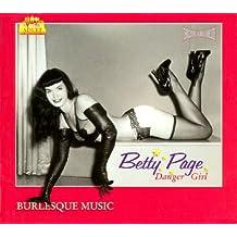 Danger Girl Burlesque Music (Vinyl)
