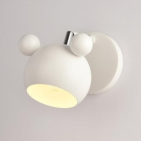 Amazon.com: Lámpara de pared con diseño de muñeca de dibujos ...