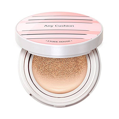 Etude House Any Cushion All Day Perfect SPF50+/PA+++ (#Petal)