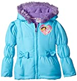 Nickelodeon Little Girls  Dora the Explorer 1 Pieced Heart Jackethood