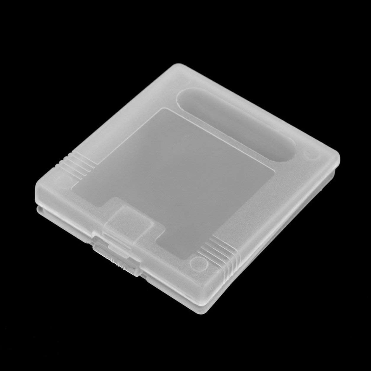Coffrets Cartouches De Jeu En Plastique Transparent Etui De Rechange Pour Nintend GameBoy GB GBC GBP couleur: Clair