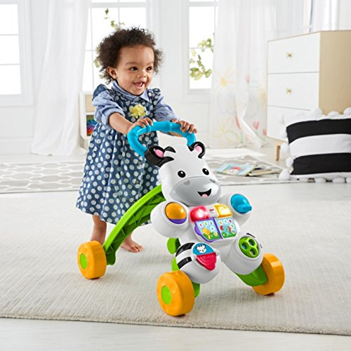 Fisher-Price Learn with Me Zebra Walker by Fisher-Price (Image #9)