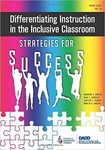 Amazon Differentiating Instruction In The Inclusive Classroom