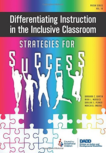 Differentiating Instruction in the Inclusive Classroom: Strategies for Success (Prism)