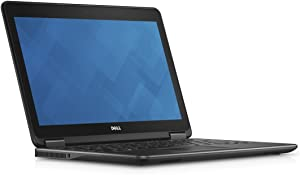 Dell Latitude E7240 Business Laptop, 12.5 screen, Intel Core i7-4600U, 8GB DDR3L RAM, 256GB SSD, Windows 10 Professional (Renewed)