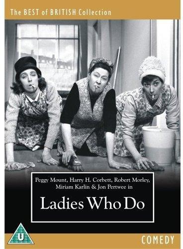 Ladies Who Do [1963] [Reino Unido] [DVD]: Amazon.es: Harry ...