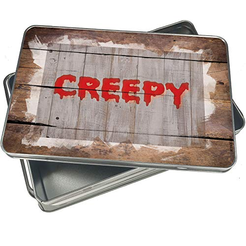 (NEONBLOND Cookie Box Creepy Halloween Bloody Wall Christmas Metal)
