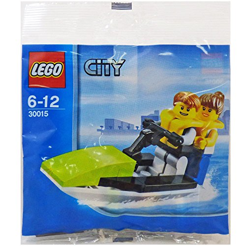 Jet ski trainers4me lego city minifigure jet ski adventure 30015 bagged fandeluxe Image collections