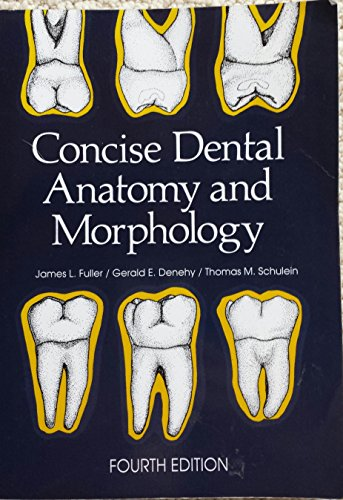 Concise Dental Anatomy and Morphology