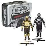 SDCC2012 Edition universe Battlestar Galactica / 8 inch action figure series: two Cylon with Tin case by Bif Bang Pow!