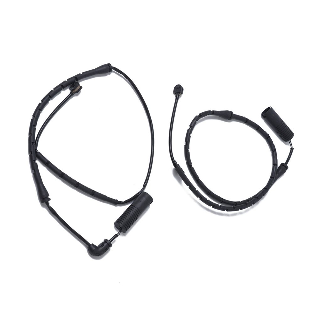 Arri/ère ETbotu Patins de Frein Porter Alarme Sensor 34351165579/ + 34351165580/ Avant pour BMW X5/E53/V/éhicule de Voiture