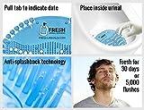 Urinal Screen Deodorizer (10 Pack) - Scent Lasts