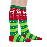 Sock It to Me, Tacky Holiday Sweater, Youth Knee-High Socks, Christmas, Holiday Socks