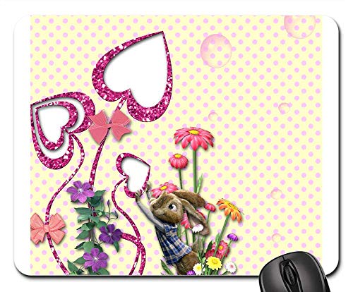 Mouse Pads - Scrapbook Quickpage Paper Merry Background