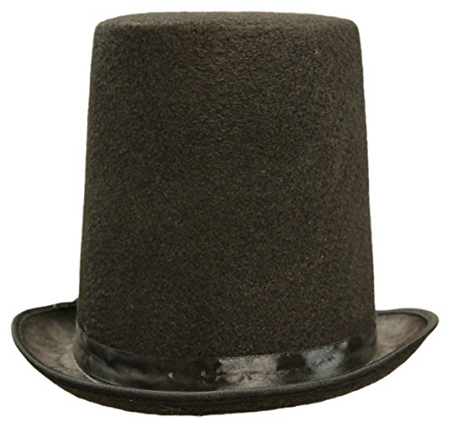 honest-abe-lincoln-mens-8-inch-black-felt-stovepipe-top-hat