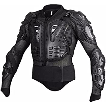 Webetop mens mesh motorcycle protective jacket for Motorcycle body armor shirt