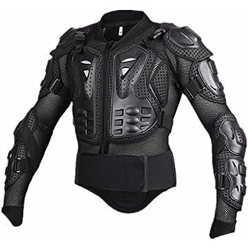 Best Motorcycle Armor >> Amazon Com Motorcycle Full Body Armor Protective Jacket Guard Atv