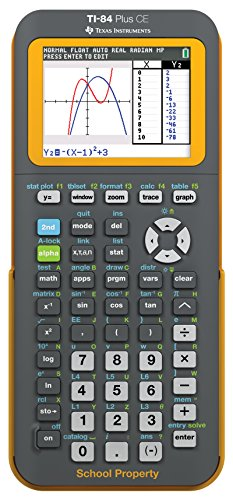 Texas Instruments TI- 84Plus CE Teacher's 10 Pack Graphing Calculator ()