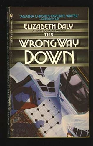 book cover of The Wrong Way Down