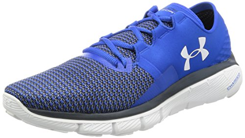 underarmour Under Armour, Scarpe da Corsa Uomo Nero Talla Blue