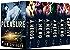 Pleasure Bound : The Complete Series Books 1-6: Scifi Fantasy Erotic Romance Box Set (Jan Springer Boxed Sets Book 5)