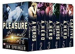 Pleasure Bound : The Complete Series Books 1-6: Scifi Fantasy Erotic Romance Box Set (Jan Springer Boxed Sets Book 5) by [Springer, Jan]