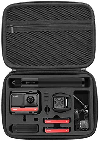 Honbobo Waterproof Hard Case Bag for Insta360 ONE R All Edition