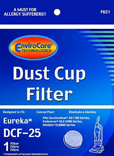 Generic Eureka DCF-25 Dust Cup Filter