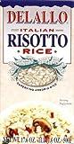 Delallo Arborio Risotto Rice 17.6 Oz (Pack of 3)